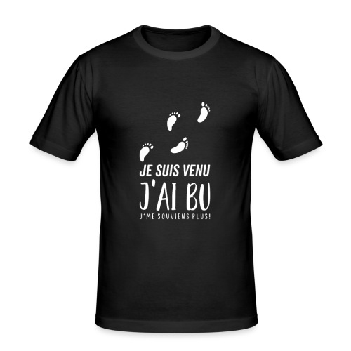 Tshirt Femme / homme - T-shirt près du corps Homme