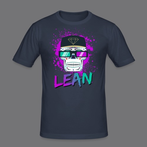 LEAN t-shirts - Men's Slim Fit T-Shirt