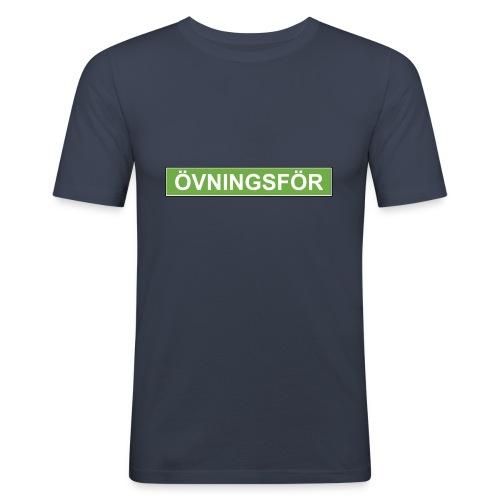ÖVNINGSFÖR - Slim Fit T-shirt herr