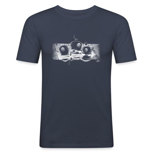see no evil ! Moe Friscoe ver02 - Herre Slim Fit T-Shirt
