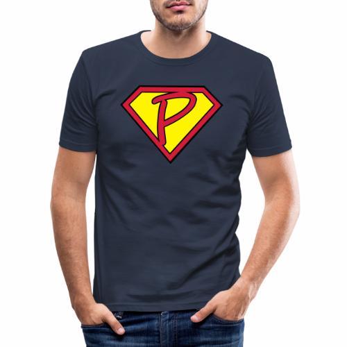 superp 2 - Männer Slim Fit T-Shirt