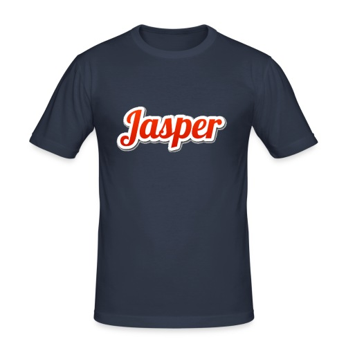 Jasper Pet JeNe - Mannen slim fit T-shirt