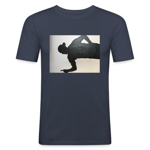 Zlatan - Slim Fit T-shirt herr