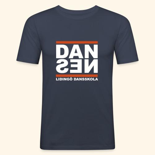 Dan Sen - Slim Fit T-shirt herr