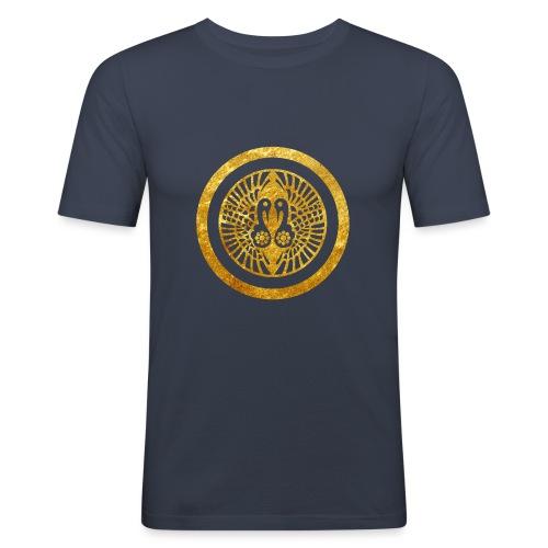 Ikko Ikki Mon Japanese clan - Men's Slim Fit T-Shirt