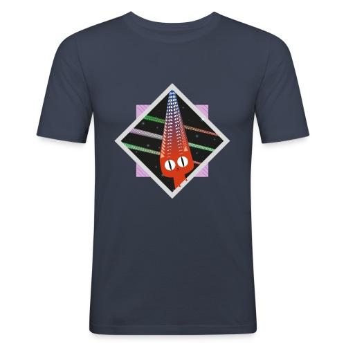 Catastrophy in the void - Camiseta ajustada hombre