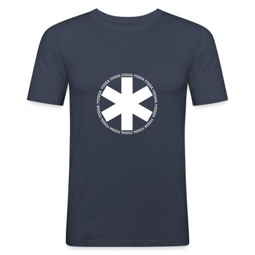 yogga_2 - T-shirt près du corps Homme