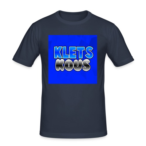 Kletskous Muismat - slim fit T-shirt