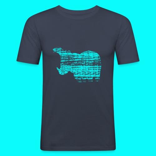 STAFF PICKS - HIPPOPOTAMUS - Slim Fit T-shirt herr