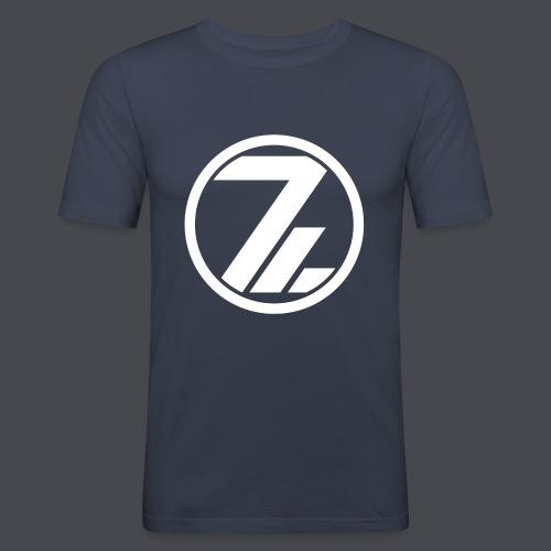 OutsiderZ Hoodie 3 - Männer Slim Fit T-Shirt
