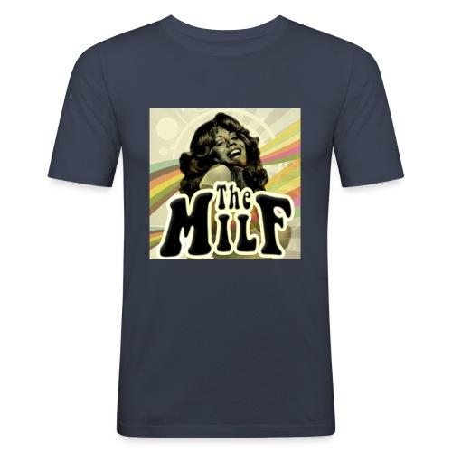 The Milf Classic Logo - Maglietta aderente da uomo