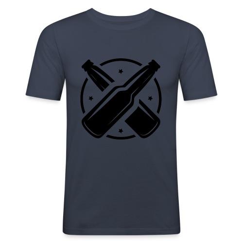 Men's Premium Hoodie - Men's Slim Fit T-Shirt