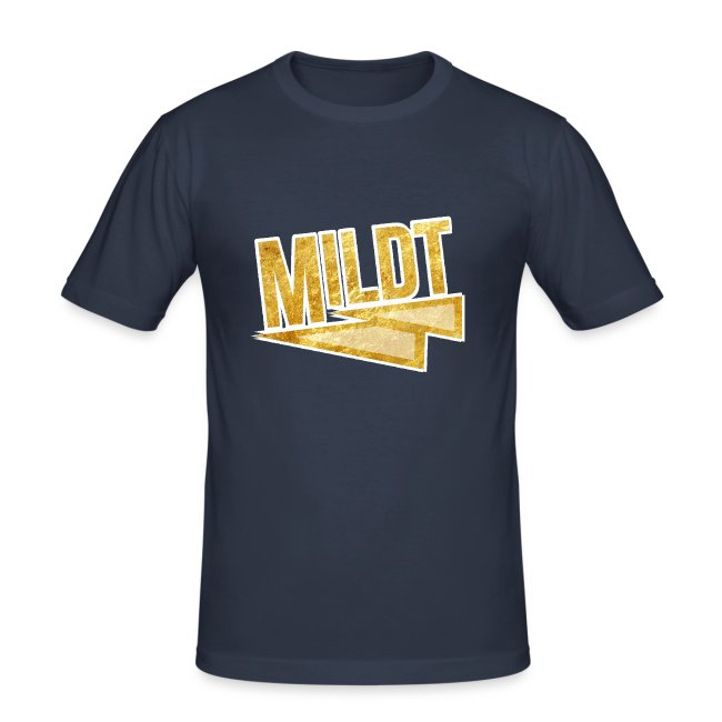 MILDT Gouden Kids Shirt