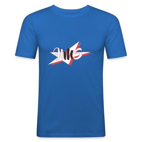 3 - Men's Slim Fit T-Shirt