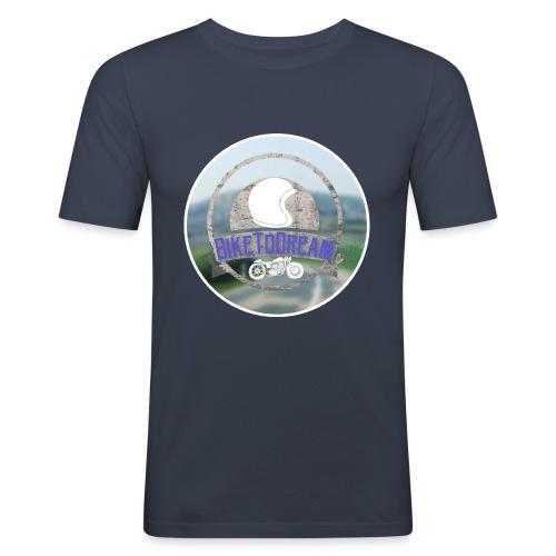 BikeToDream - T-shirt près du corps Homme
