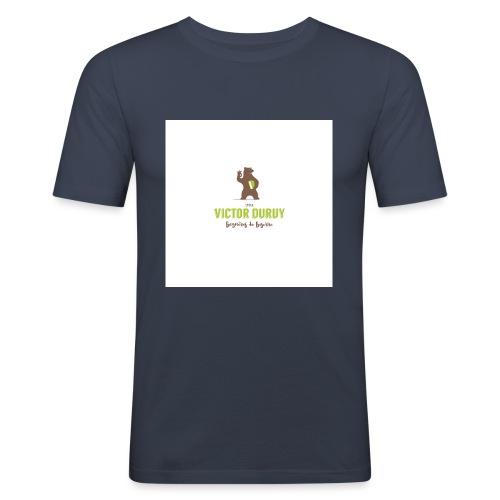 Victor Duruy 2 - T-shirt près du corps Homme