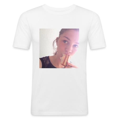 Det' toastBeks - Herre Slim Fit T-Shirt