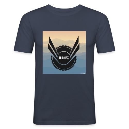 IMG 0750 - Mannen slim fit T-shirt