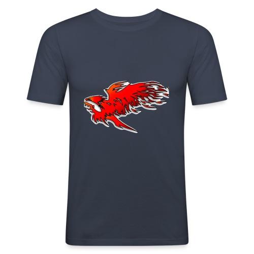 feueradler - Männer Slim Fit T-Shirt