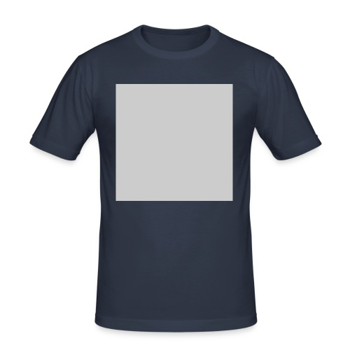 test 1 - Herre Slim Fit T-Shirt