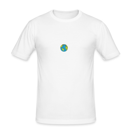 SOS the Amazon forest SAVE THE AMAZONAS - T-shirt près du corps Homme