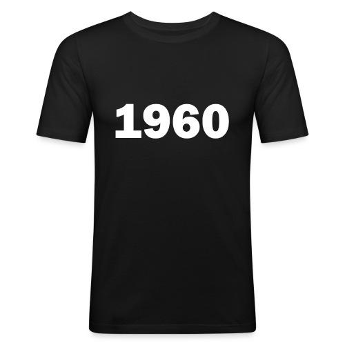 1960 - Men's Slim Fit T-Shirt