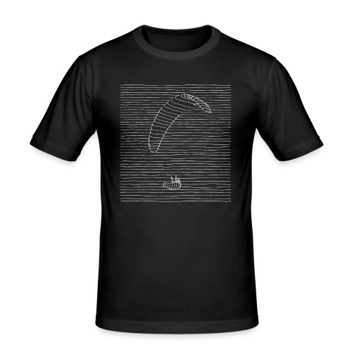 Paraglider - Männer Slim Fit T-Shirt