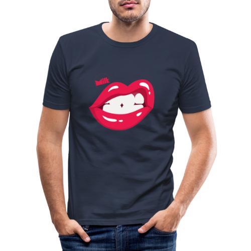 Lips 2020 - T-shirt près du corps Homme