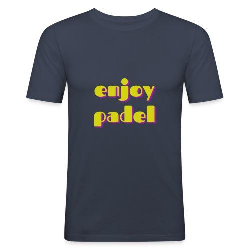 Padel enjoy - T-shirt près du corps Homme