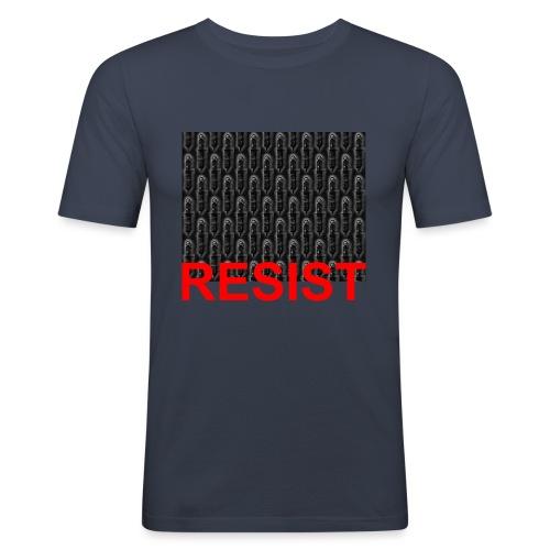 Resist 21.1 - Männer Slim Fit T-Shirt