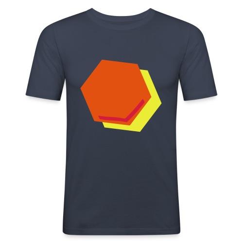 detail2 - Mannen slim fit T-shirt