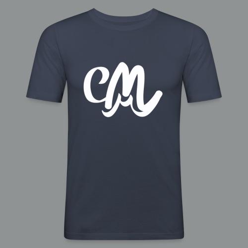 Kinder/ Tiener Shirt Unisex (voorkant) - Mannen slim fit T-shirt