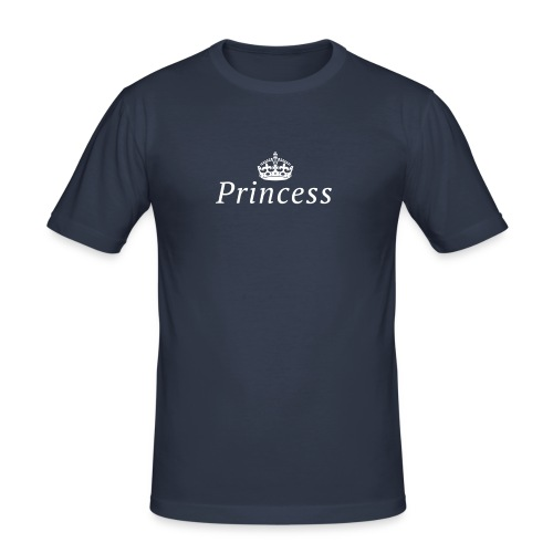 Princess - Mannen slim fit T-shirt