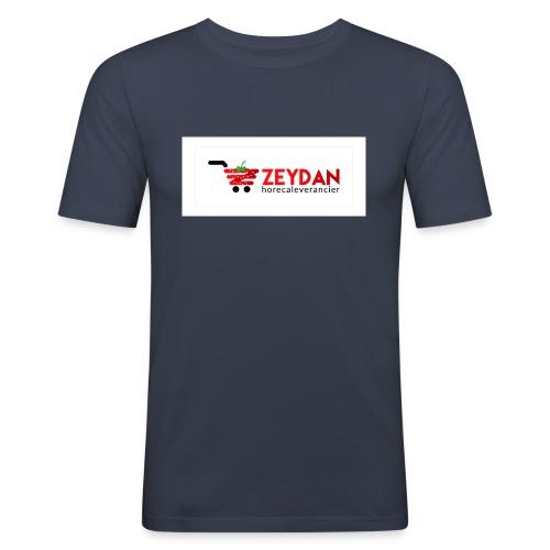 Zeydan - Mannen slim fit T-shirt