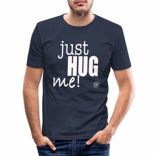 Just hung me! - Maglietta aderente da uomo