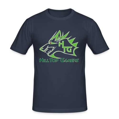 HillTop Gamers - Men's Slim Fit T-Shirt