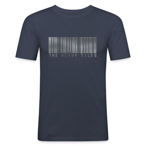 The Heavy Tiles Barcode collection - Maglietta aderente da uomo