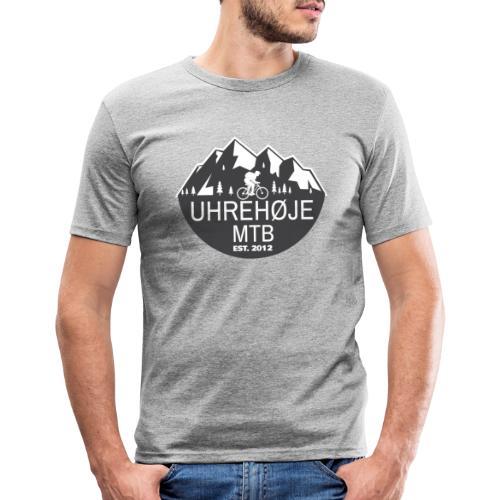 UhreHøje MTB - Herre Slim Fit T-Shirt