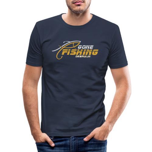 GONE-FISHING (2022) DEEPSEA/LAKE BOAT G-COLLECTION - Men's Slim Fit T-Shirt