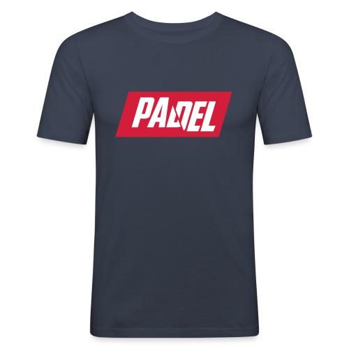 Padel - Maglietta aderente da uomo