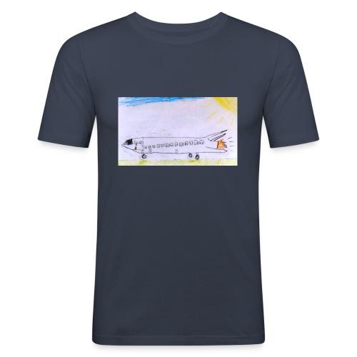Destination énergie // T-shirt manches courtes - T-shirt près du corps Homme