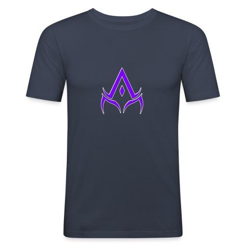 Alpha Design - Men's Slim Fit T-Shirt