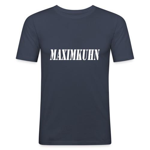 maximkuhn - slim fit T-shirt
