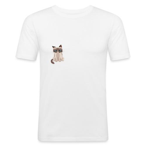 99bugs - white - Mannen slim fit T-shirt