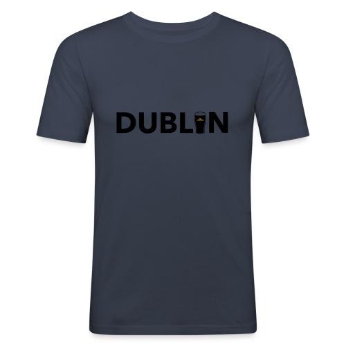 DublIn - Men's Slim Fit T-Shirt