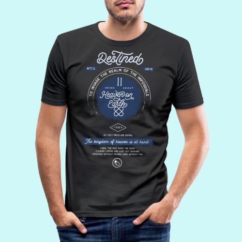 Christian Custom - Männer Slim Fit T-Shirt