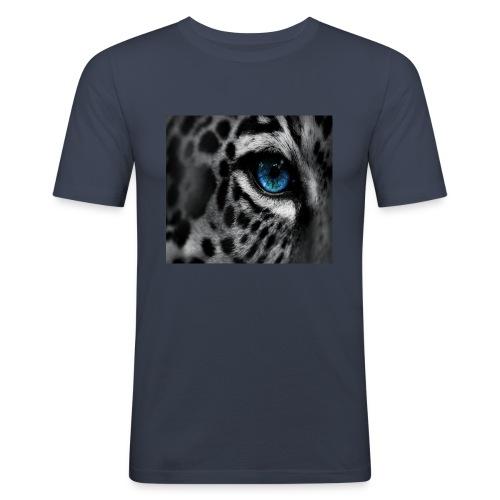 Animal Eye - T-shirt près du corps Homme