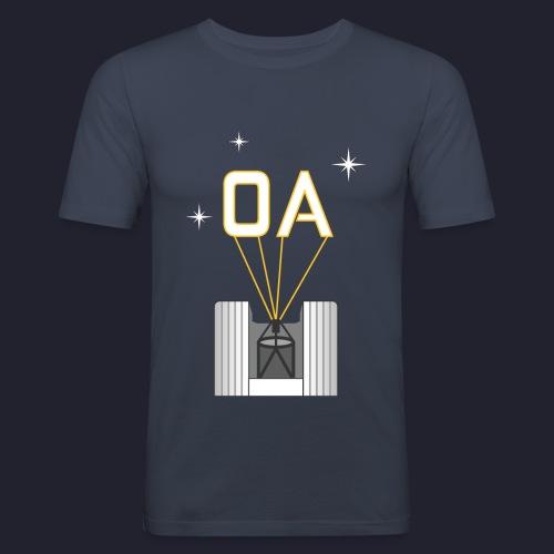 Adaptive Optics (OA) - Men's Slim Fit T-Shirt