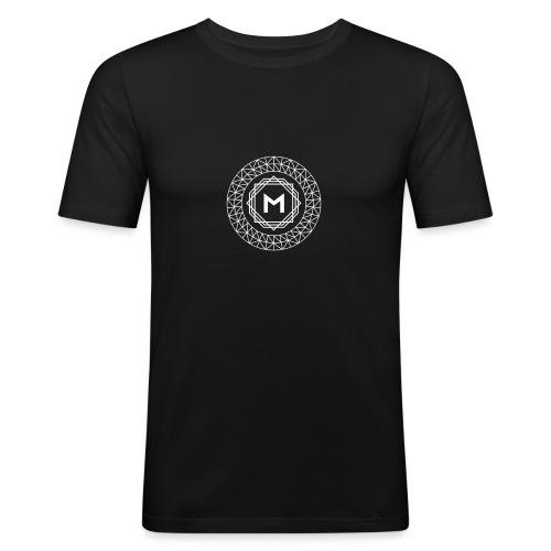 MRNX MERCHANDISE - Mannen slim fit T-shirt