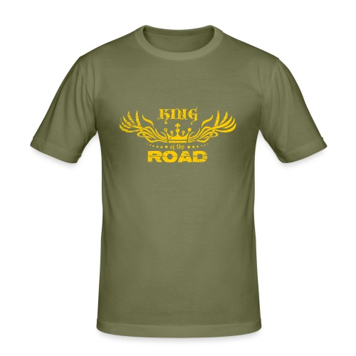 King of the road light - slim fit T-shirt